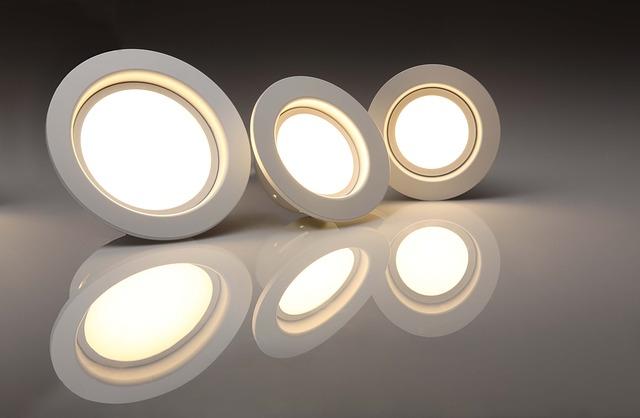 Úsporné zdroje světla